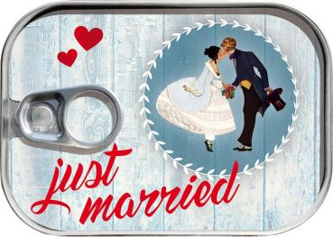 """Dosenpost """"Just Married"""""""