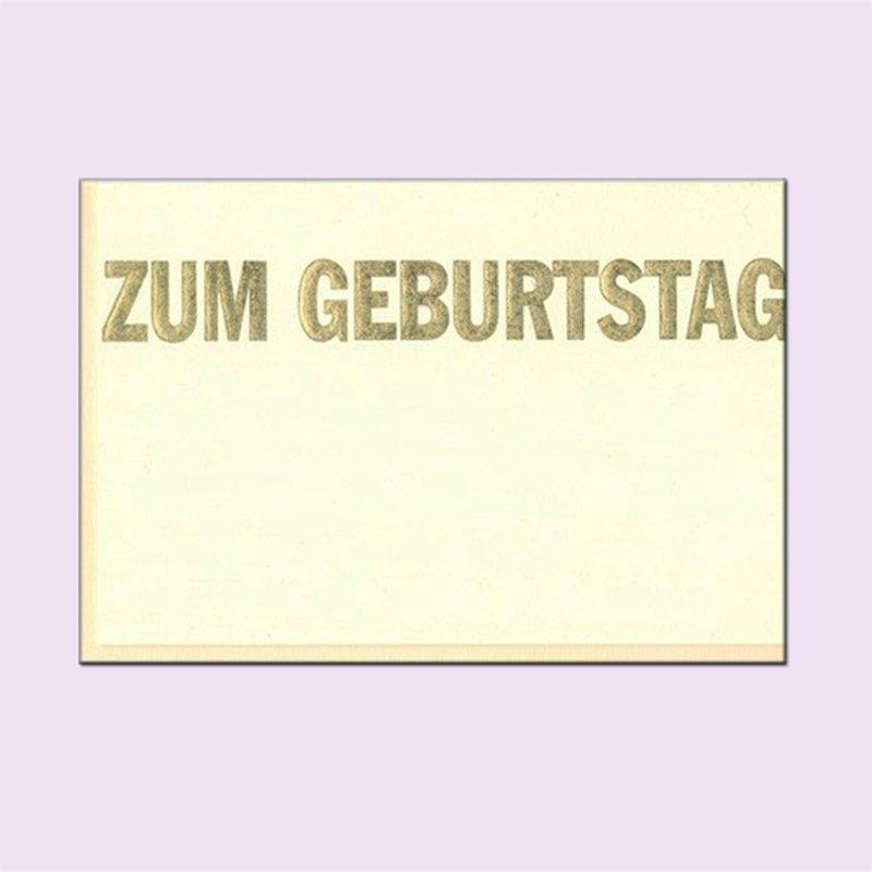 Bavarian House GmbH Geburtstagskarte Oro