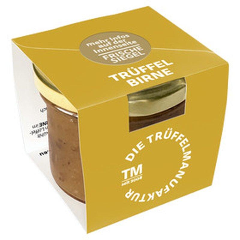 Göschle Die Trüffelmanufaktur GÖSCHLE - Trüffelbirne - 110 g Glas
