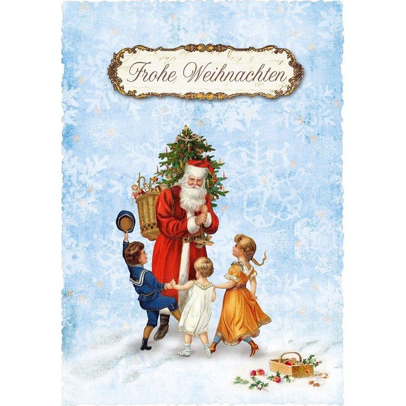 """Gespaensterwald Grußkarte """"Frohe Weihnachten"""