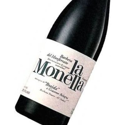 BRAIDA La Monella Barbera Monferrato Frizzante  2017 DOC