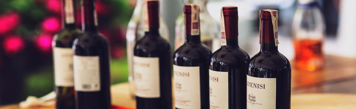 Besondere Rotweine